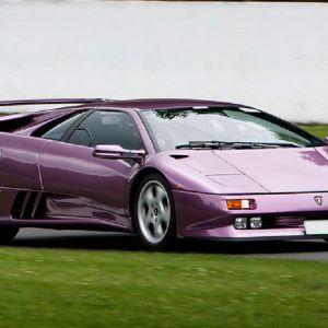 Lamborghini Diablo SE30 #lambo #lamborghini #diablo #purple #thewealthreport http://www.bornrich.com/lamborghini-diablo-se30.html