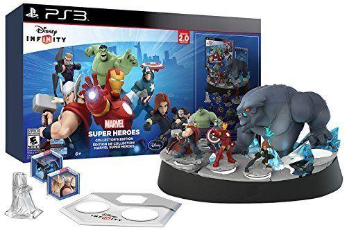 Disney INFINITY: Marvel Super Heroes (2.0 Edition) Collector's Edition - PlayStation 3 by Disney INFINITY, http://www.amazon.com/dp/B00M31VKJ4/ref=cm_sw_r_pi_dp_jvHLub0XQ861P