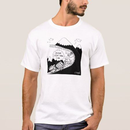 Train Cartoon 9353 T-Shirt - tap, personalize, buy right now!