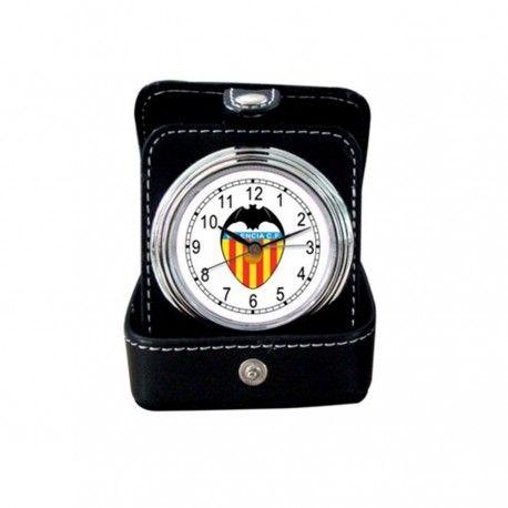 Despertador de viaje del Valencia FC. Precio: 5,39€. #Merchandising barato de tu equipo de #fútbol.
