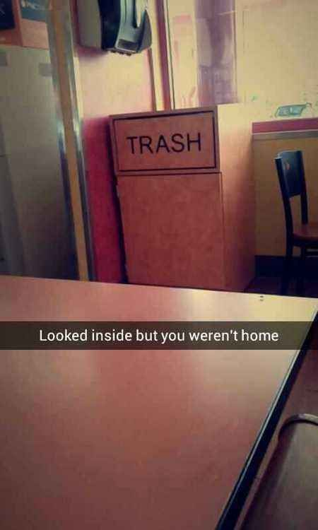 This Snapchat that tells it like it is. | 29 Snapchats That Are Too Clever For Their Own Good - OMG dying!!