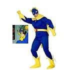 Bananaman Superhero Fancy Dress Costume!!
