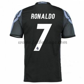 Fotbollströjor Real Madrid 2016-17 Ronaldo 7 Tredjetröja