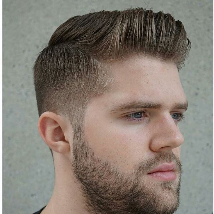 awesome 45 Charming Comb Over Haircuts - Be Creative Check more at http://machohairstyles.com/charming-comb-over-haircuts/