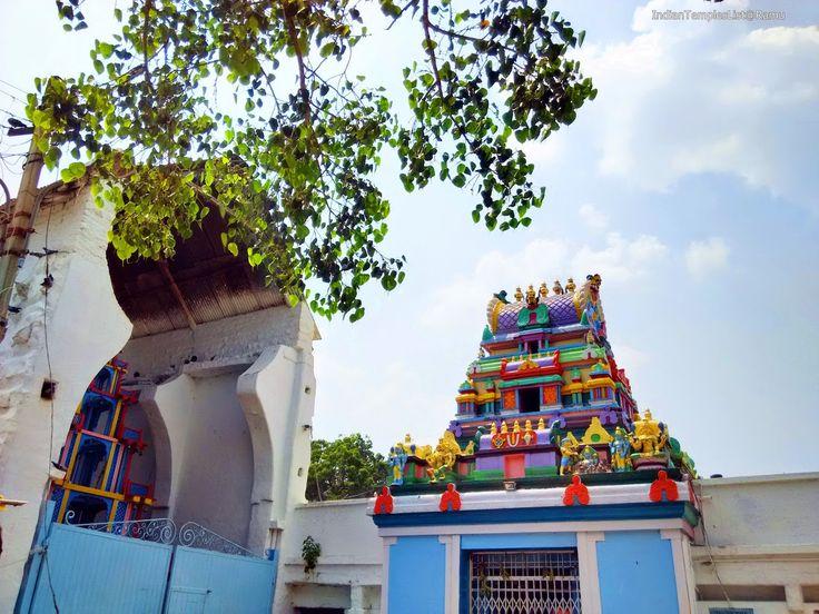CHILKUR BALAJI TEMPLE: A VISIT TO VISA BALAJI TEMPLE AT CHILKUR IN HYDERABAD