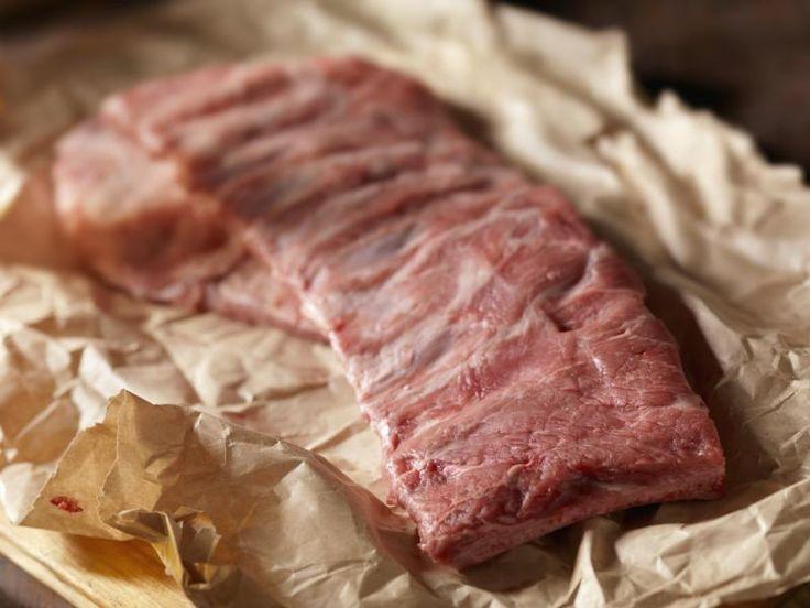 How to Boil Pork Spare Ribs to Make Them Tender