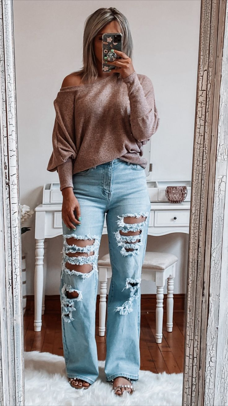 Cute Casual Outfits, Summer Outfits, Spring Outfits Women, Country Style Outfits, Western Wear, Western Style, Dress To Impress, Fashion Outfits, Fashion Ideas