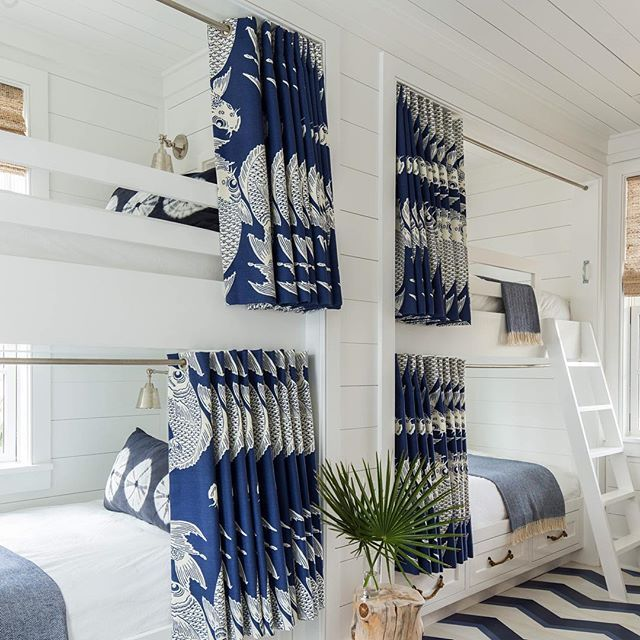Colors for boys bunk beds