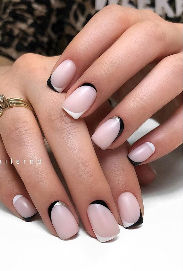 60 Best Natural Short Square Nails Design For Summer Nails – Page 18 of 61