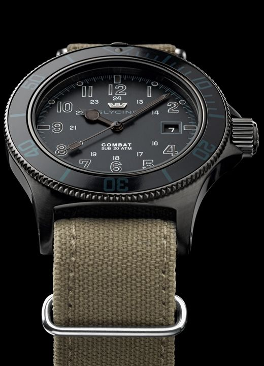 military straps combat miltary on french watches cwc
