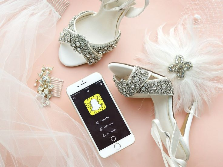 Forget hashtags, the latest wedding trend for tech-savvy couples is your very own Snapchat filter.