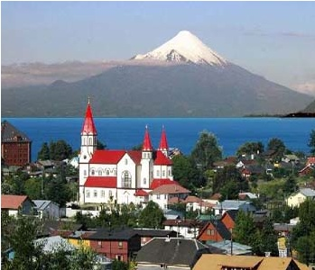 Puerto Montt, Chile! the last vacation we took with my dad <3