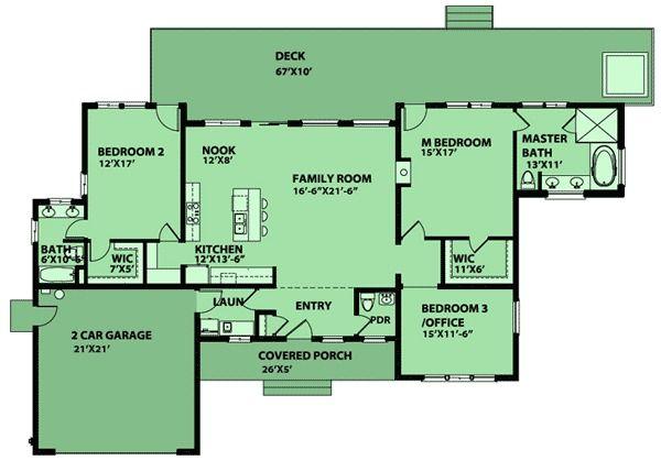 62 best home planning images on pinterest modern house for Master retreat floor plans