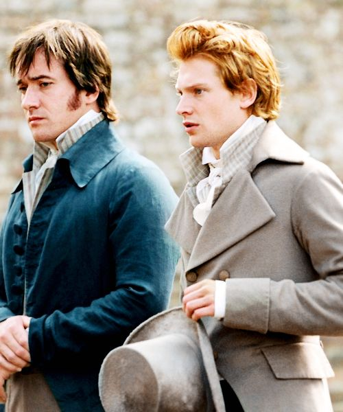 The progression of affection between mr darcy and elizabeth in pride and prejudice
