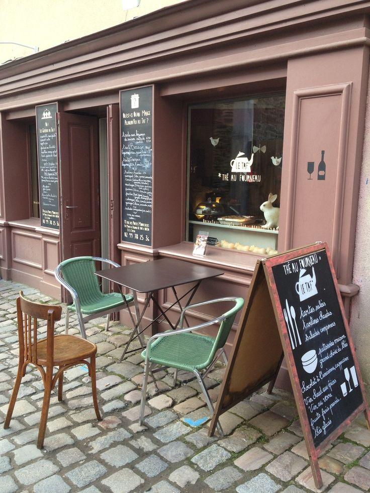 le thé au fourneau Rennes