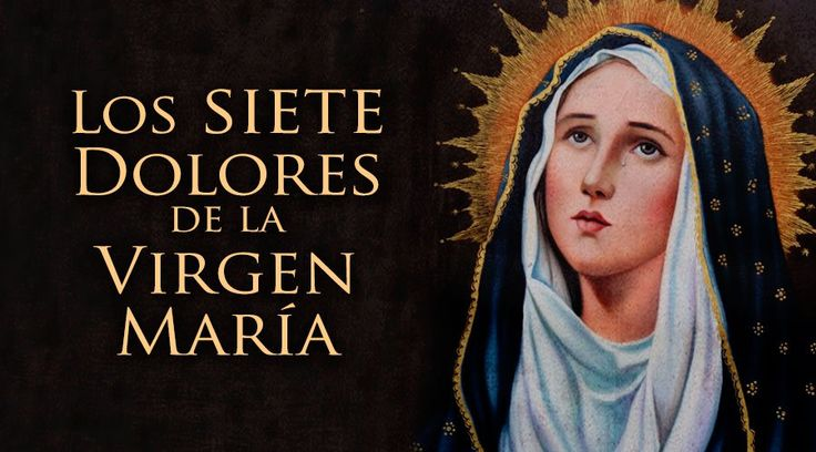 La Santísima Virgen María manifestó a Santa Brígida que concedía siete gracias a quienes diariamente le honrasen considerando sus lágrimas y dolores y rezando siete Avemarías: Pondré paz en sus fam…
