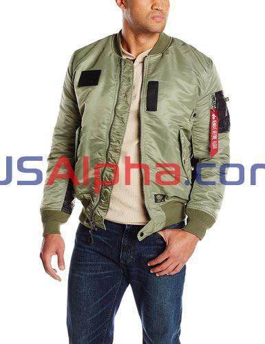Куртка МА-1 Turbine #аляска #парка #куртка #мужская куртка #зимняя куртка #usalpha.com #бомбер #летная куртка #демисезон