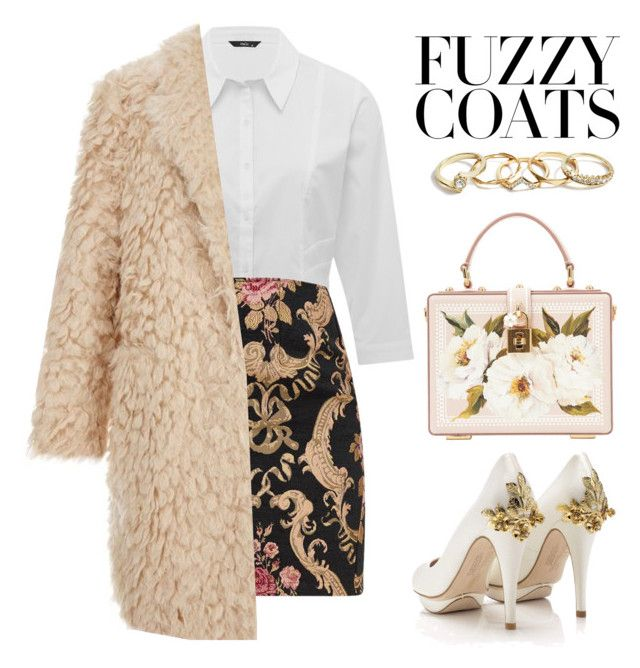 """""""Untitled #780"""" by amelle ❤ liked on Polyvore featuring M&Co, HARRIET WILDE, Dolce&Gabbana and GUESS"""