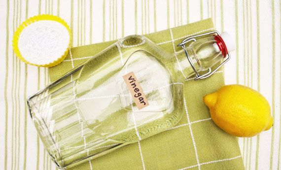 Aceto: 10 usi domestici per pulire a fondo la vostra casa | Case da incubo