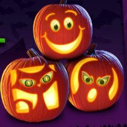 Pumpkins and Jack O Laterns