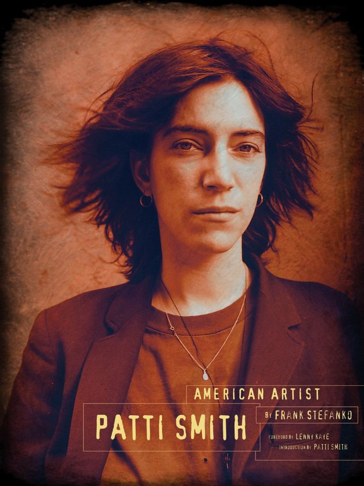 """Patricia Lee """"Patti"""" Smith (born December 30, 1946) is an American singer-songwriter, poet and visual artist who became a highly influential component of the New York City punk rock movement with her 1975 debut album Horses."""