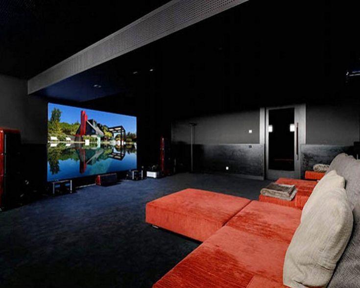 533 Best Game U0026 Media Room Ideas Images On Pinterest | Basement Ideas,  Architecture And Entertainment Part 74