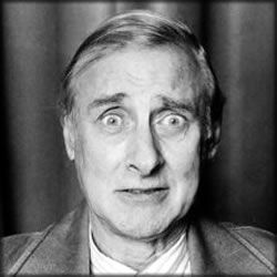 Spike Milligan (1918 - 2002) is described on his gravestone (of which more later) as 'Writer, Artist, Musician, Humanitarian, Comedian'. He was certainly all of those things, but it is as a comic genius and the father of post-war British comedy that he is best remembered.  His epitaph reads: I told you I was ill.