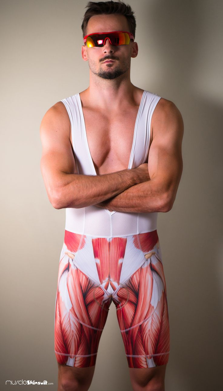 https://flic.kr/p/Nu551J | bib short - muscle skin suit | more info ...