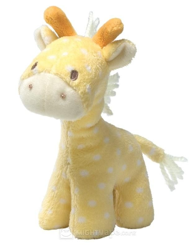 Gund - Lolly Giraffe Rattle