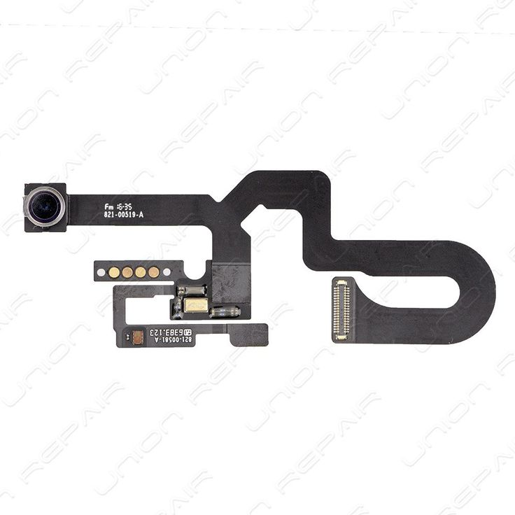 Replacement for iPhone 7 Plus Ambient Light Sensor with Front Camera Flex Cable    This item includes the following parts:  1. Sensor Flex Ribbon;  2. Front Facing Camera.    Features:      This Apple...
