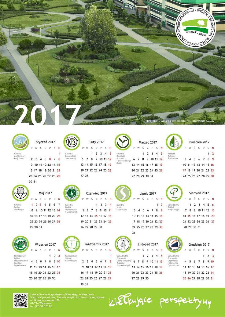 #SzczęliwegoNowegoRoku! #kalendarz #WOBiAK na rok #2017 #projekt kampusu #SGGW #Wolski z zespołem 🎉 #HappyNewYear! #calendar #WULS #campus by Wolski et al.
