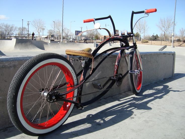custom bicycles cruisers | VWVortex.com - Custom cruiser bicycles