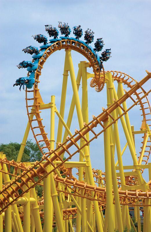 Busch Gardens, Tampa, FL .... Segunda mejor montaña rusa, después de Sheikra :D