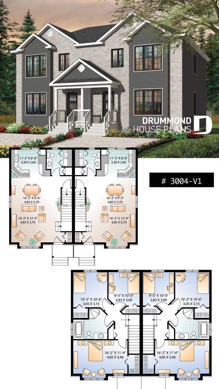 Dream House Plans With Basement