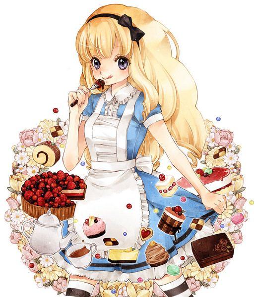 Alice ✿┞liran┦✿ Figure 7123466741