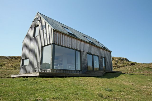The Timber House, Skye