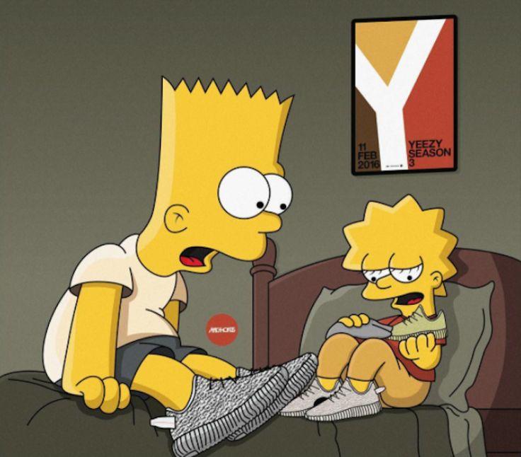 The_Simpsons_Illustrated_as_Sneakerheads_by_Polish_Artist_Olga_Wojcik_2016_15-768x675