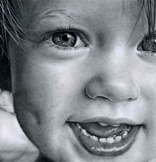 20 phenomenally realistic pencil drawings   Illustration   Creative Bloq - click and check out all 20 - they are amazing, especially for someone who can't draw a straight line!