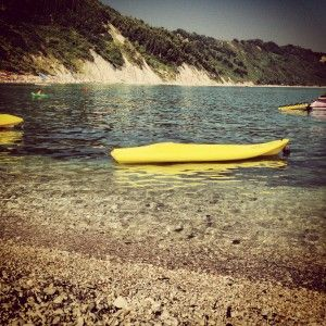 Portonovo, Ancona #mare