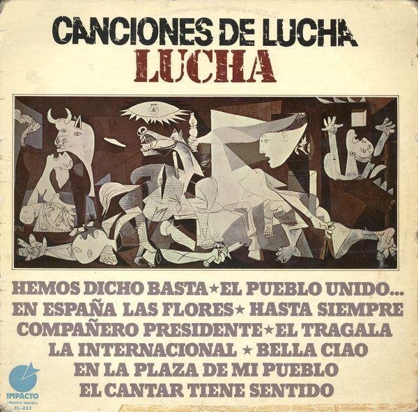 Buy Lucha (6) - Canciones De Lucha (Vinyl) at Discogs Marketplace
