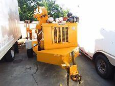 "BANDIT INTIMIDATOR 1290H DIESEL WOOD CHIPPER 140HP 1500 HRS 15"" DRUM GOODapply now www.bncfin.com/apply"