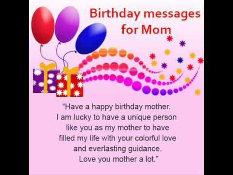 Check Out Our Beautiful Birthday Wishes Messages Collection On Youtube