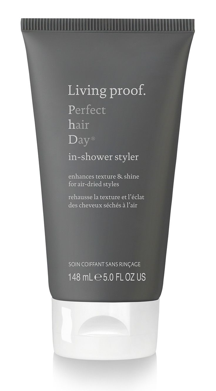 Perfect hair Day In-Shower Styler helps you save time by starting your style in the shower. It's your new favorite product for achieving gorgeous, air-dried waves, not heat tools required.