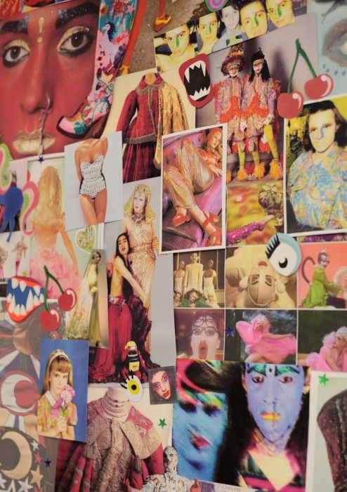 rookie Meadham Kirchhoff - The Monster Mash