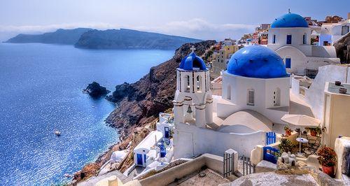 Santorini, Grecia (L)
