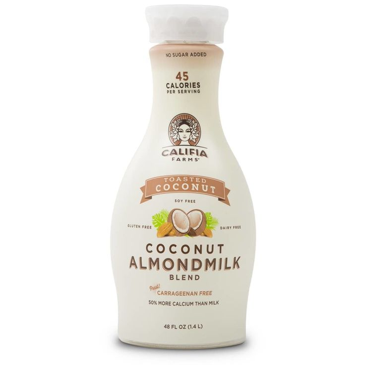 Whole30 Approved Almond Milk Brands | Califa Farms Coconut Almond Milk