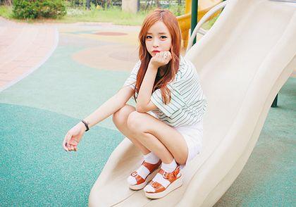 Les dejo mi segundo post de chicas asiaticas super lindas :). Espero comentarios chicos...