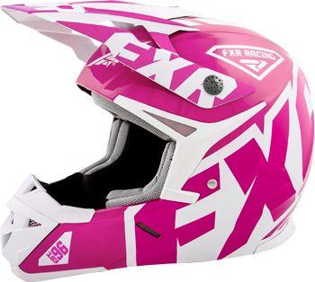 FXR X1 Helmet - Hi Vis Matte