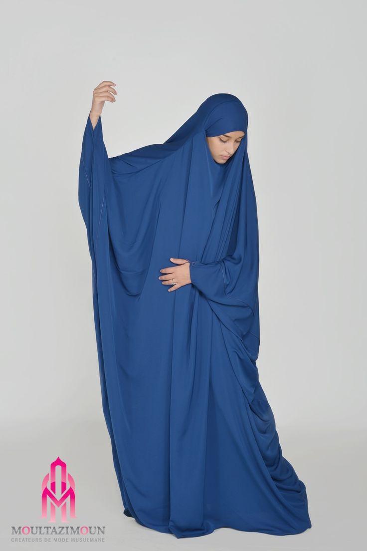 Saoudian Jilbab Tradition Nidha - Al Moultazimoun Boutique