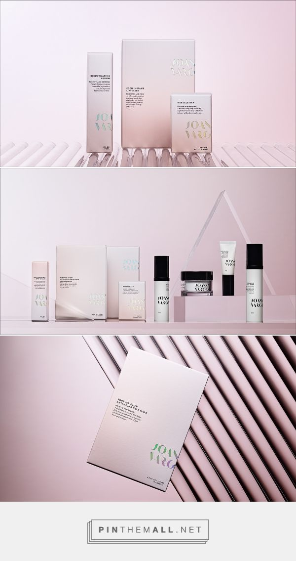 Joanna Vargas Spa Packaging by Afterall Studio | Fivestar Branding Agency – Design and Branding Agency & Inspiration Gallery